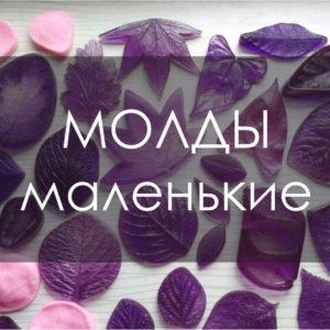 Молды МАЛЕНЬКИЕ