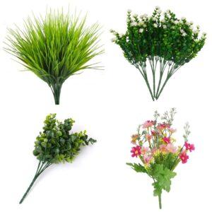 Зелень искусственная для декора